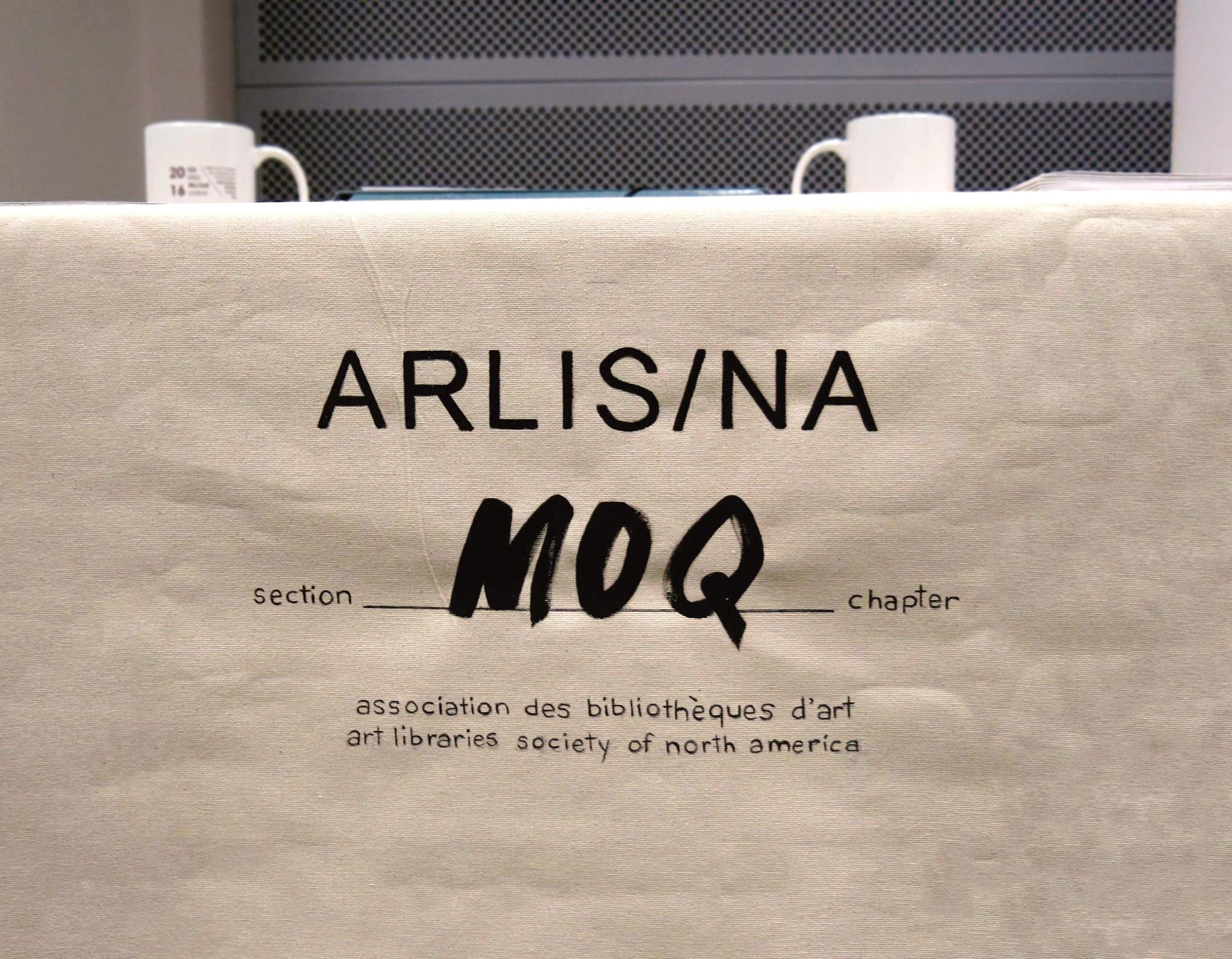 ARLIS/NA MOQ Bannière 2016